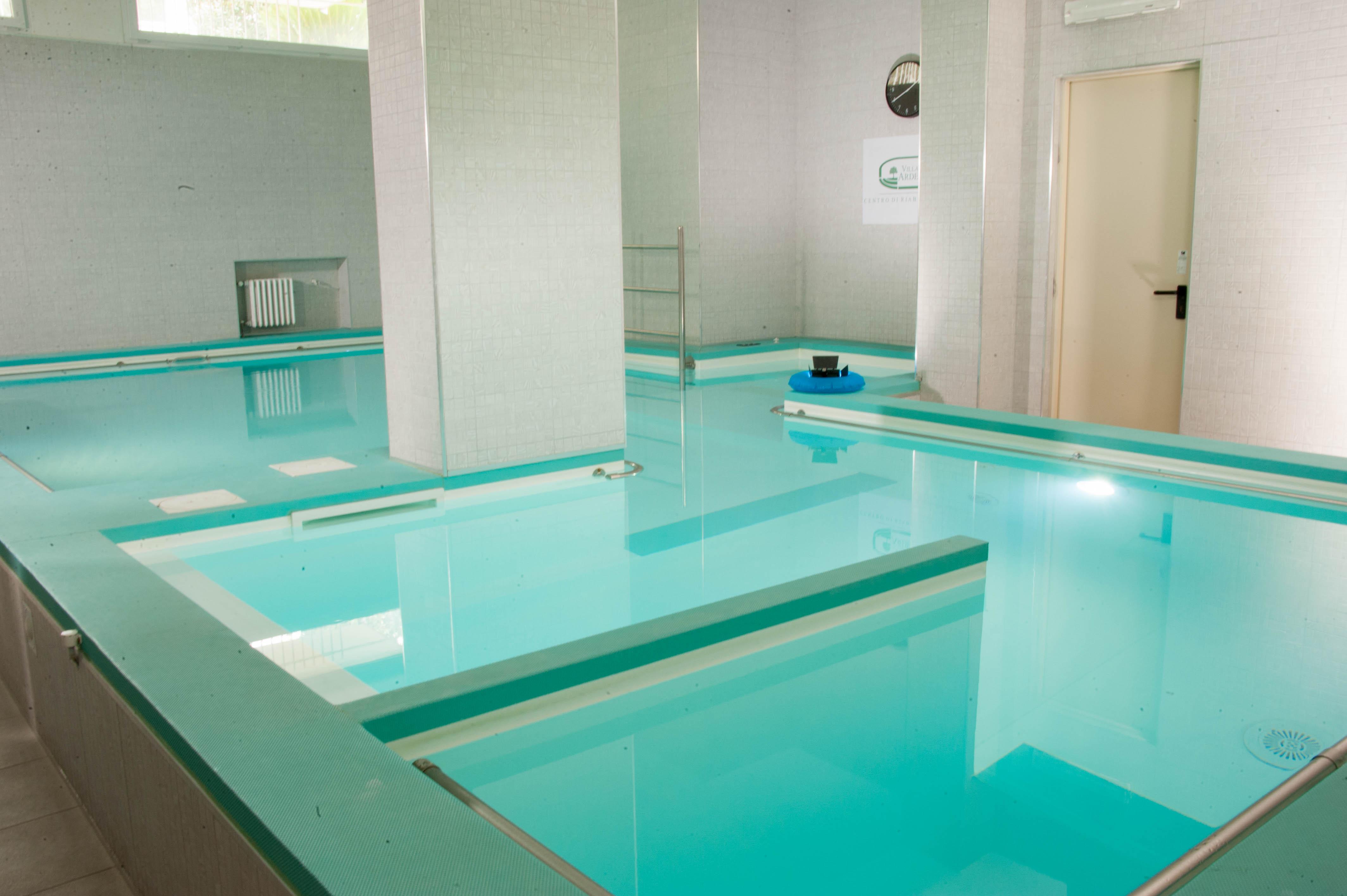idrokinesiterapia piscina
