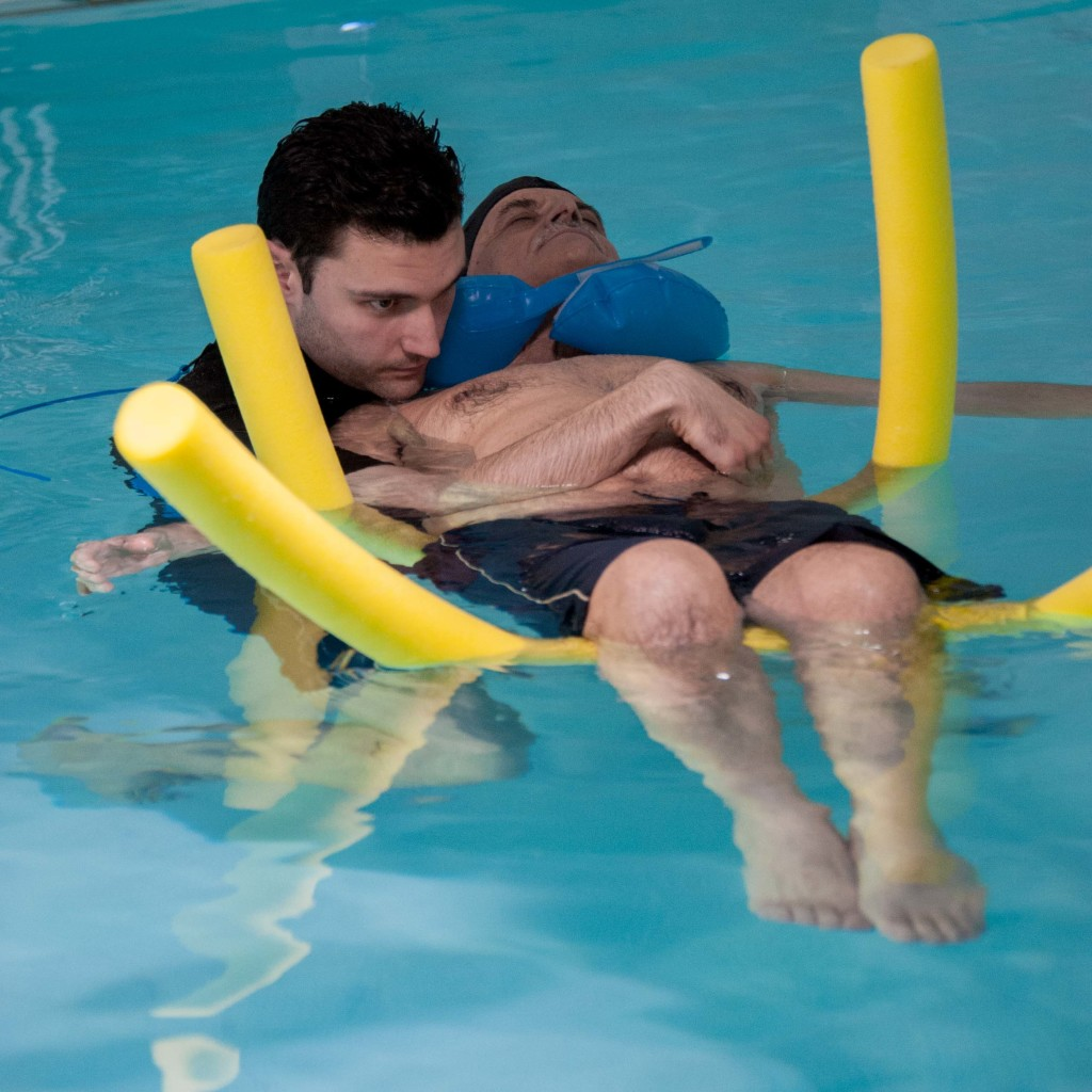idrokinesiterapia ginocchio