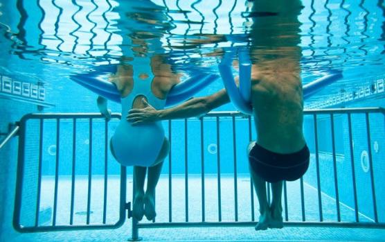 riabilitazione in acqua dei dolori vertebrali