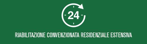 Riabilitazione convenzionata residenziale estensiva