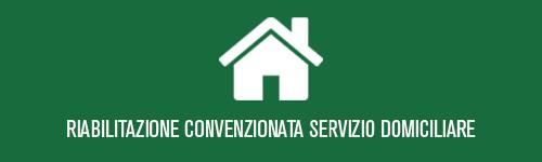 Riabilitazione convenzionata servizio domiciliare