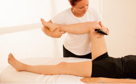 Tecarterapia come cura le patologie del ginocchio