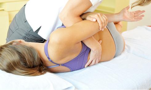 Osteopatia un beneficio per la cura delle ernie
