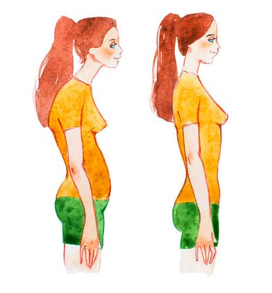 Spalle chiuse la ginnastica posturale e gli esercizi adatti per aprirle