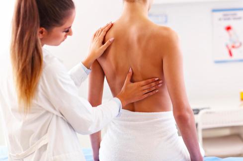 Diagnosi e sintomi della dorsalgia