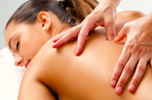 La terapia manuale per la dorsalgia