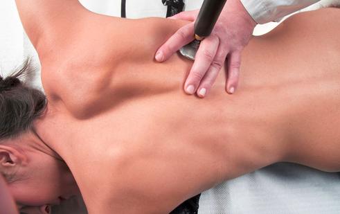 ernia del disco e la tecerterapia i benefici