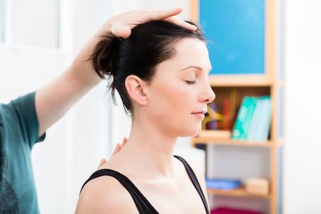 Ernia cervicale la ginnastica posturale