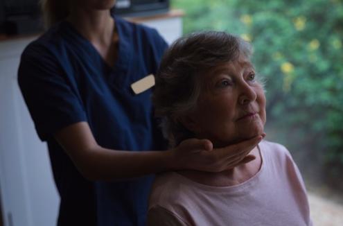 cervicale e fisioterapia a secco