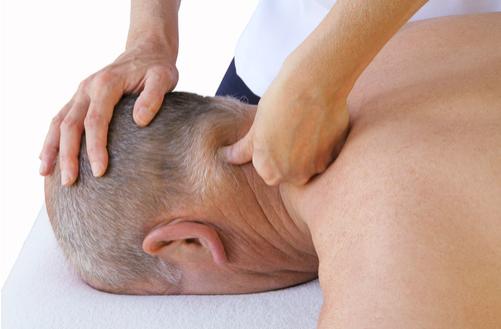 cervicale e fisioterapia come agisce sul dolore