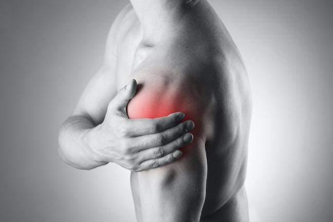 Miglior trattamento per il dolore ai muscoli della spalla, trattamento con tecarterapia...