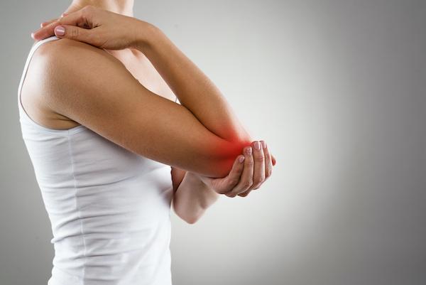 epicondilite dolore al gomito