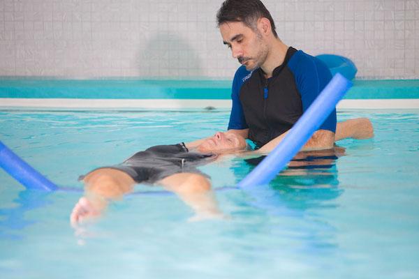 Idrokinesiterapia e flessibilità