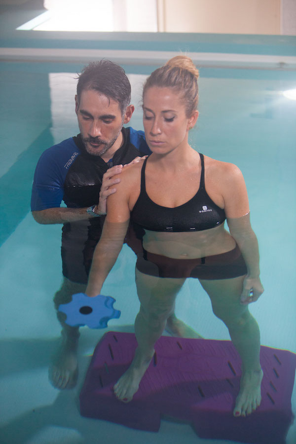 Idrokinesiterapia e salute muscolare