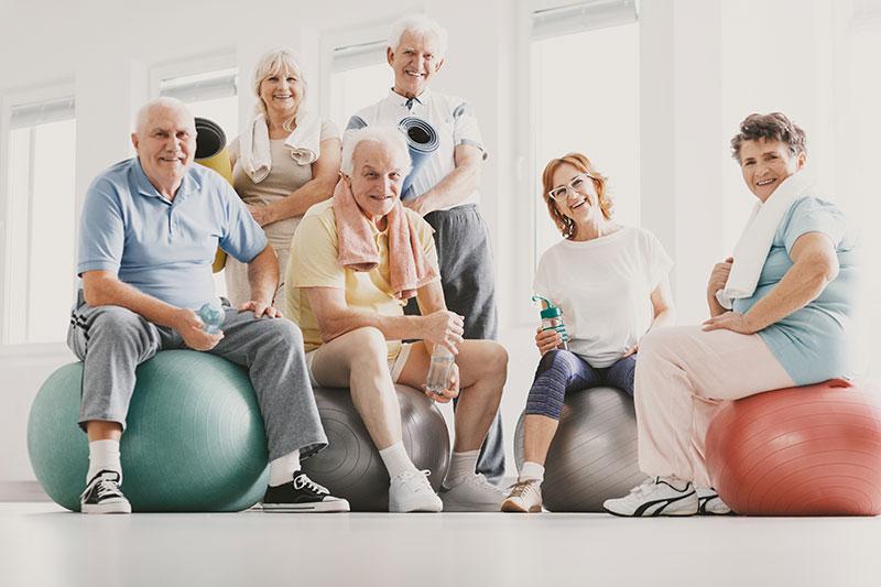 Terza eta benessere fisico