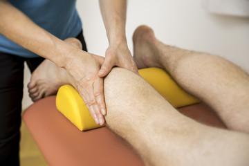 fisioterapia per lo strappo muscolare